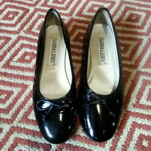 Sophie Leather Flats